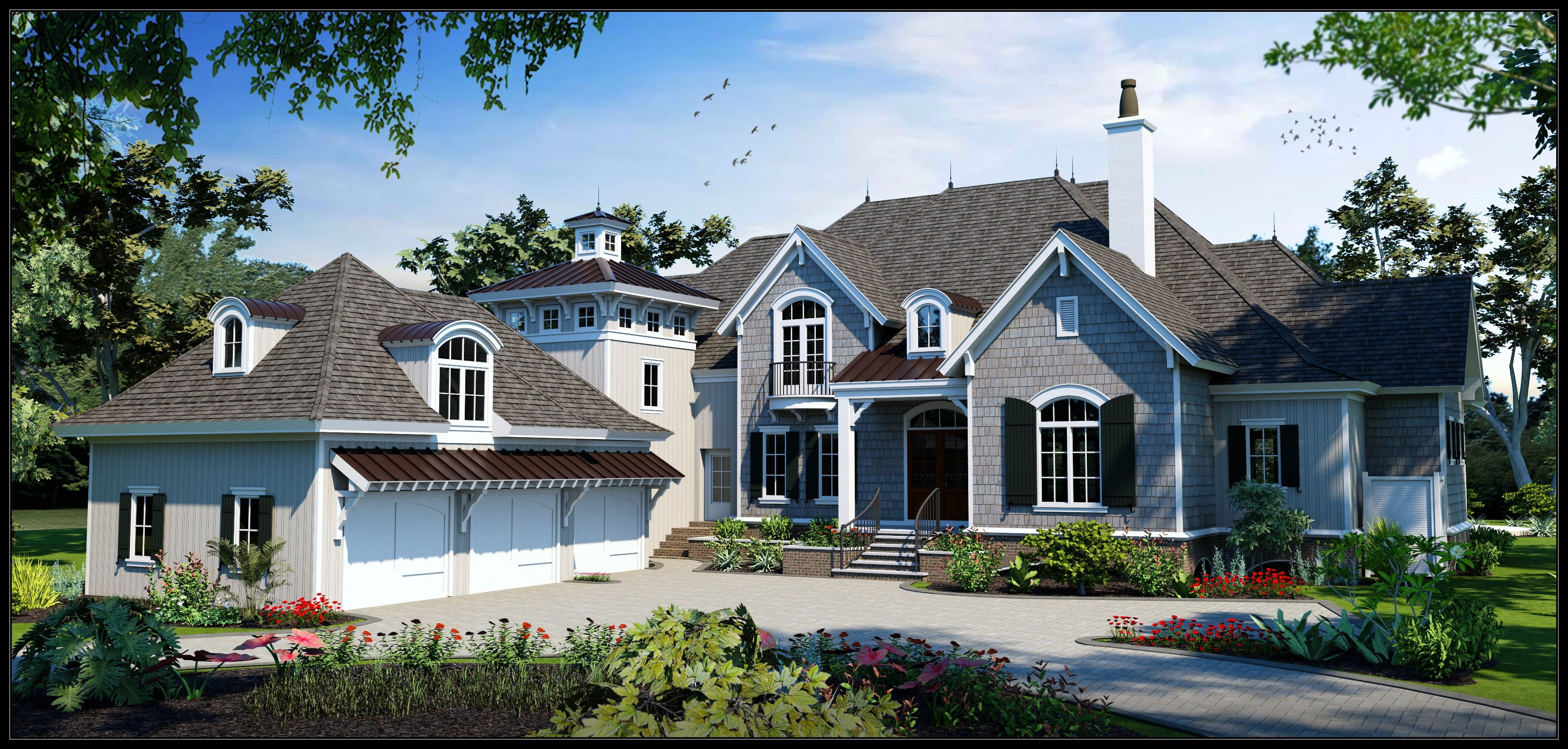 Arkiteknic custom homes lowcountry home magazine for Custom home builder magazine
